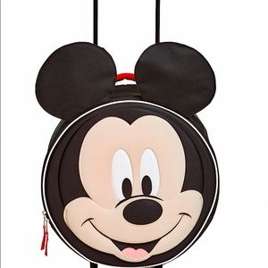 Disney Mickey Mouse Rolling Luggage